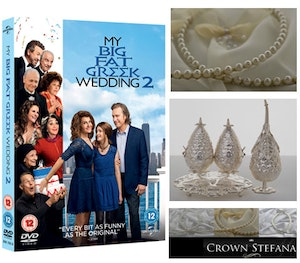My big fat greek wedding 2 competition