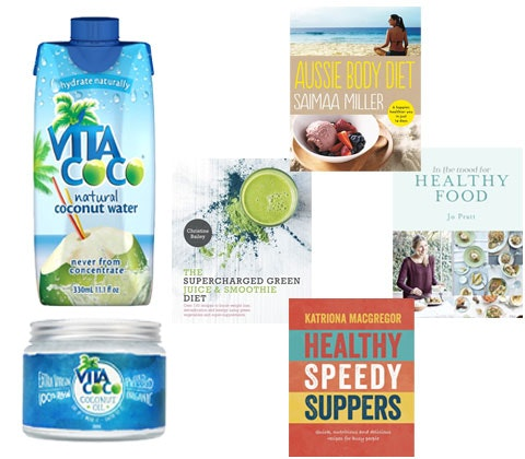 Vita coconut water vita competition