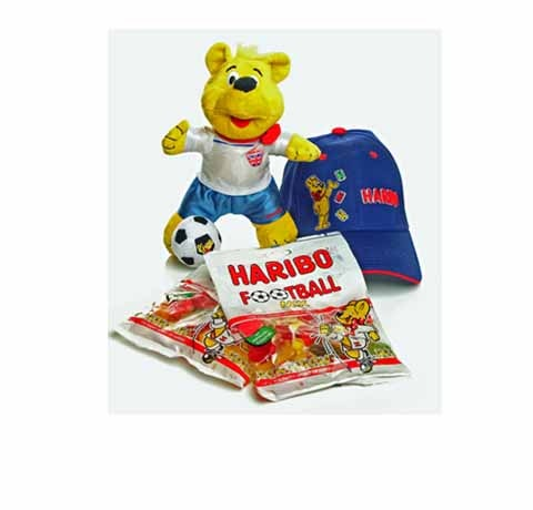 Haribo football copy