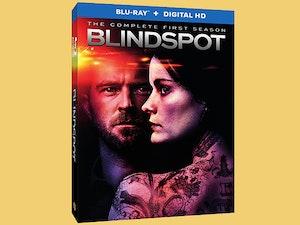 Blindspot s1 bluray giveaway