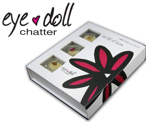Eyedoll chatter giveaway
