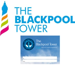 Blackpool big ticket giftcard competition