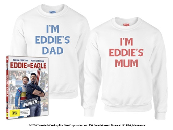 Eddie the eagle prize runner up