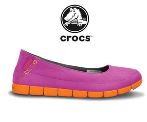 Crocs giveaway may