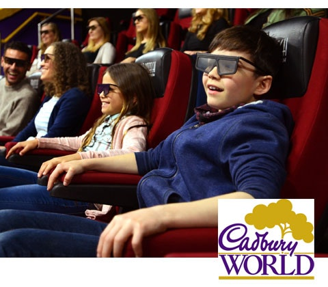 Cadbury world tickets competition