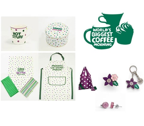 M s world biggest coffee morning competition