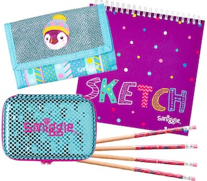 Smiggle back to school competition