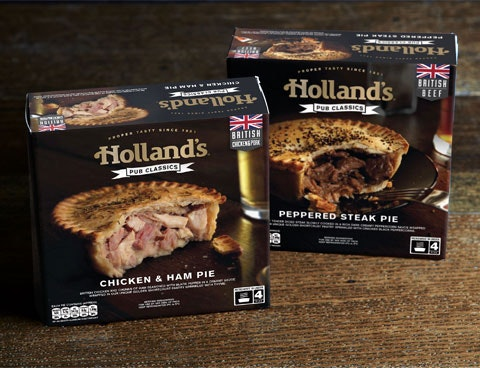Hollandspies