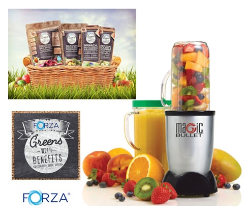 Forza blender magic bullet competition