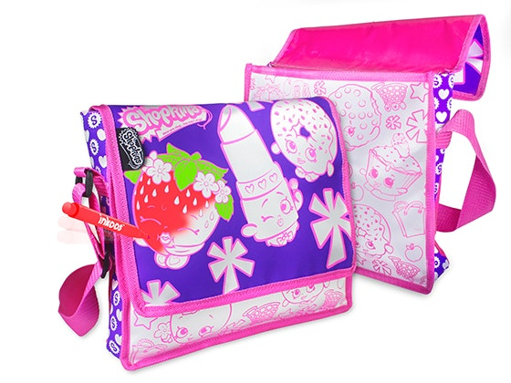 Shopkins messanger bag girlsworld prize