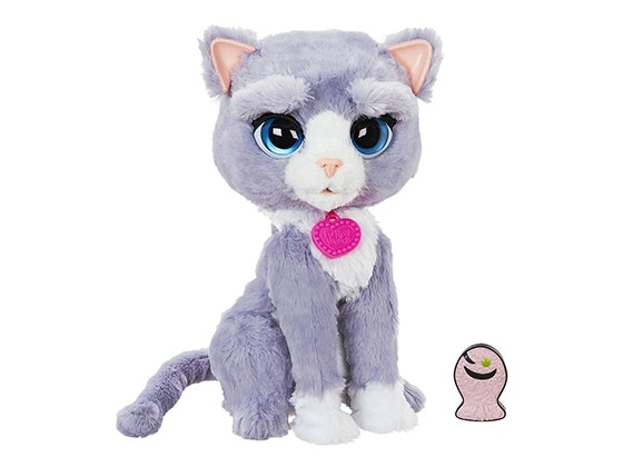 Furreal kitten animaltales prize