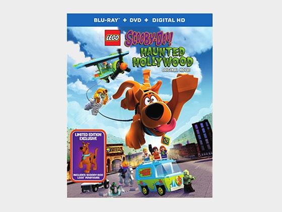 Lego scooby doo dvd animaltales prize