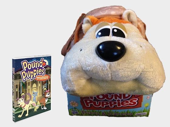 Poundpuppies animaltales prize