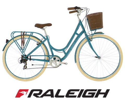 Raleigh bicycle compettion