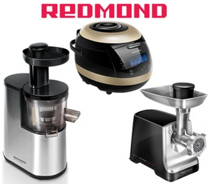 Redmond multicooker juicer meat grinder competition