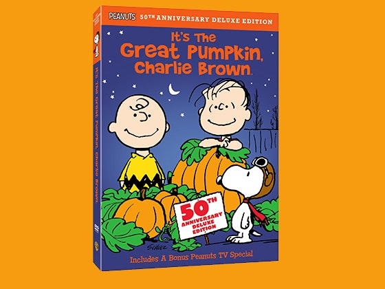 Charliebrown dvd giveaway