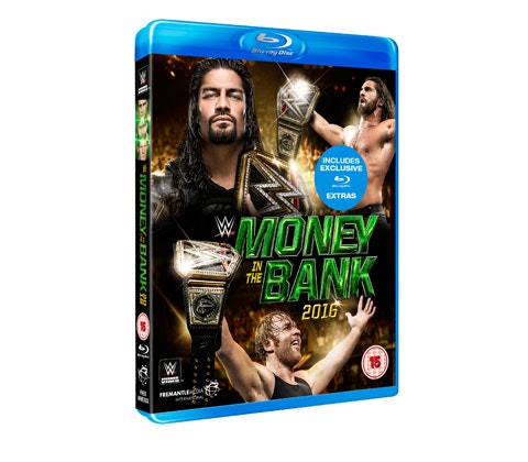 Money in the bank competition