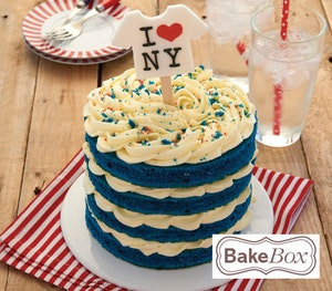 Bakebox cake competition