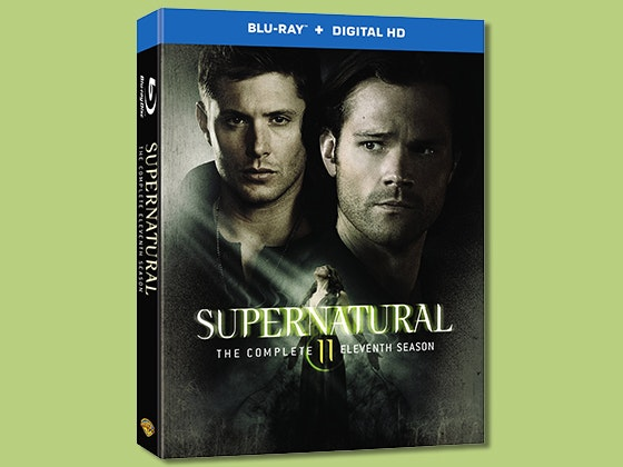Supernatural 11thseason giveaway
