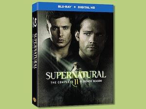 Supernatural 11thseason giveaway