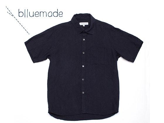 Blluemade linen shirt giveaway