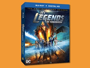 Legends of tomorrow giveaway