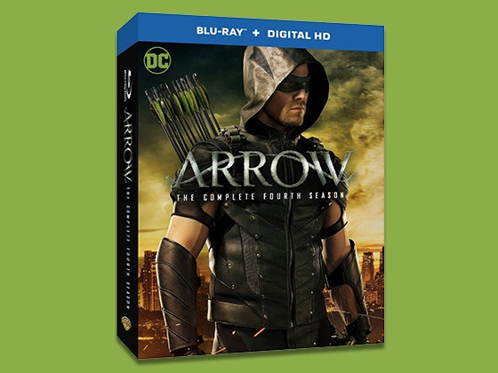 Arrow bluray giveaway