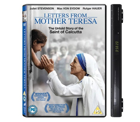 Letters from mother teresa competition