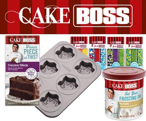 Cake boss giveaway