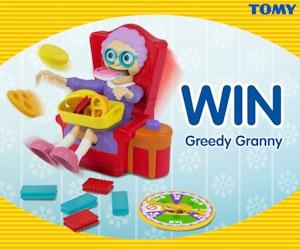 Greedy granny win post