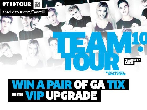 Digitour giveaway
