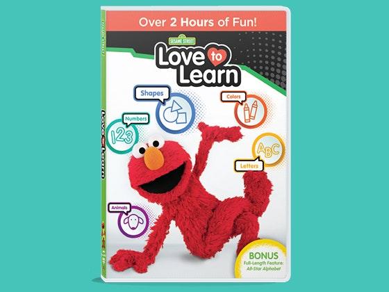 Sesame street lovetolearn giveaway