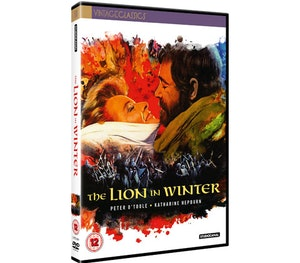 Lion in winter