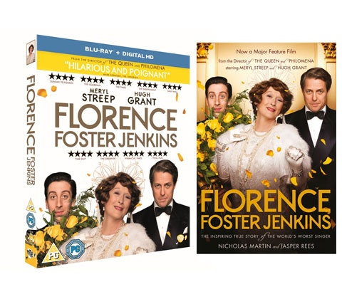 Florence foster jenkins competition