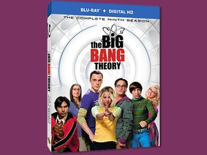 Big bang theory s9 giveaway