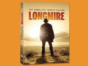 Longmire s4 giveaway
