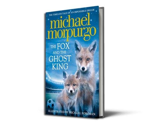 Fox   ghost king