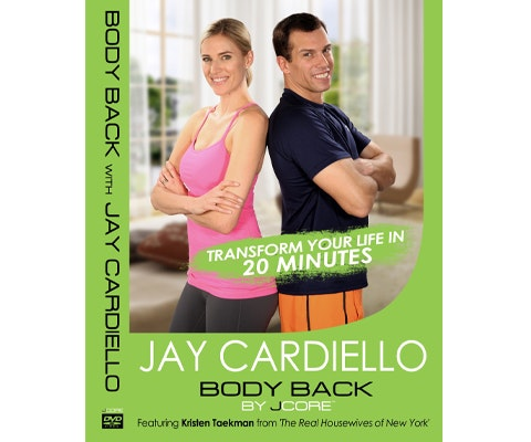 Body back fitness giveaway