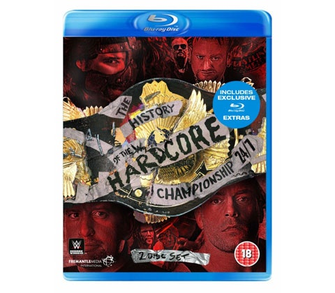 Wwe hardcore competition