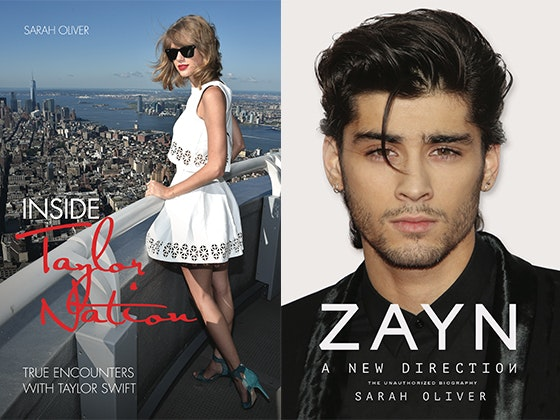 Taylorswift zayn book giveaways