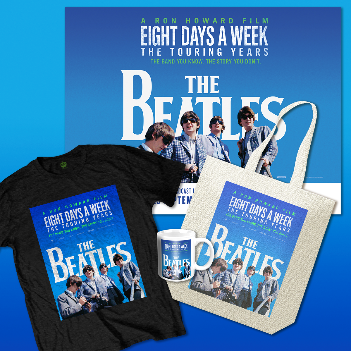 Beatles merch bundle 2