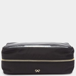Baby emergency kit black nylon 1