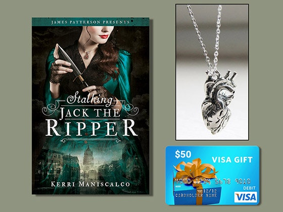 Stalking jack the ripper giveaway 1