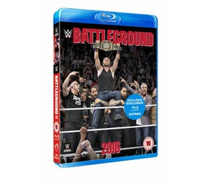 Wwe battleground