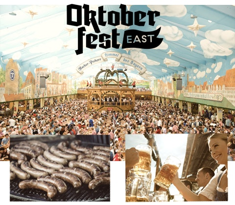 Oktober fest east competition