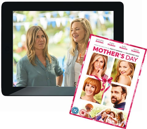 Ipad mother s day dvd  competition