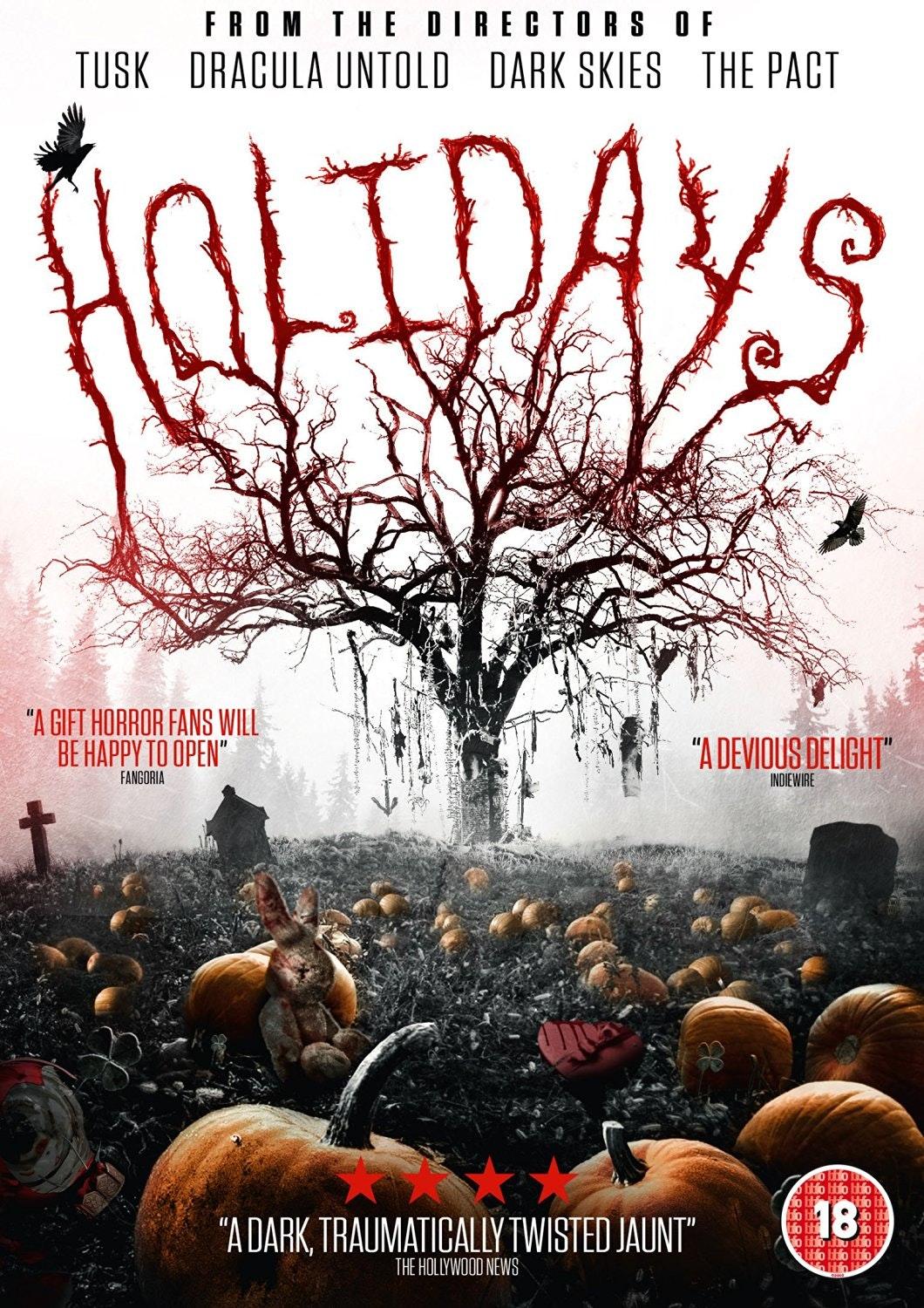 Holidays dvd
