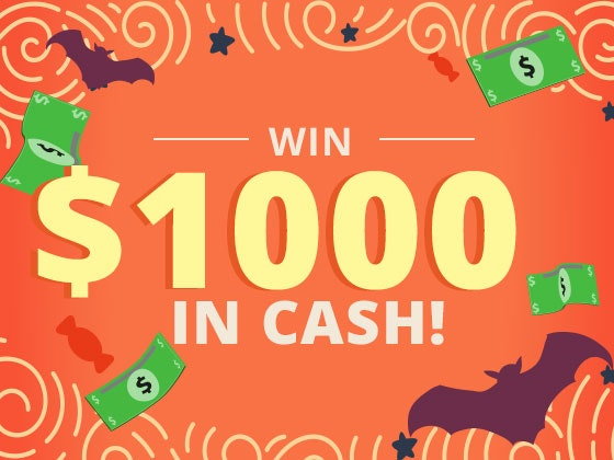 1000 cash giveaway oct16 1
