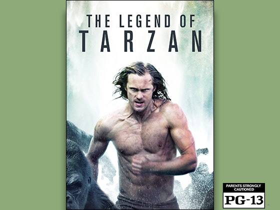 Legend of Tarzan on Digital HD sweepstakes