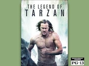 Tarzan movie giveaway